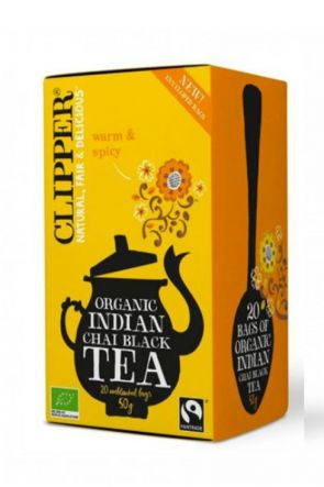 Te Organic Indian Chai Black